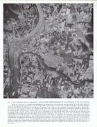 1955 - Iconographie - Fourques (Gard) - Vue Aérienne - FRANCO DE PORT - Zonder Classificatie