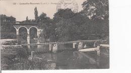 Cp , 41 , LAMOTTE-BEUVRON , Barrage Sur Le Beuvron - Lamotte Beuvron