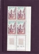 N° 1685 - 0,90F RIQUEWIHR - 1° Tirage/2° Partie Du 21.5 Au 3.7.71 - 27.05.1971 - - 1970-1979