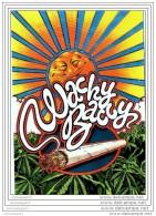CPA DIVERS 22 CPM  WACKY BACCY  ( Marijuana  Hashish Cannabis ) - Humour