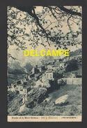 DF / 84 VAUCLUSE / BRANTE / VUE GENERALE DU VILLAGE ET DU MONT VENTOUX AU PRINTEMPS / CIRCULÉE EN 1935 - Autres Communes
