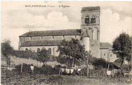 ROLAINVILLE - L' Eglise ..  (96814) - Autres Communes