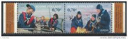 Finlande 2007  Neuf N°1813/1814 Paire Europa Scoutisme