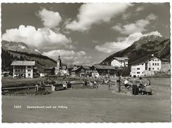 LECH AM ARLBERG   BKA-1462 - Lechtal
