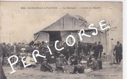 24  Bergerac  Aviation  Le Hangar Avant Le Départ - Bergerac
