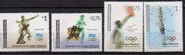 Argentina 1996 Olympic Games - Atlanta, USA MNH - Jeux Olympiques