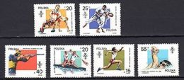 Poland 1988 Olympics Sport MNH - Olympische Spelen