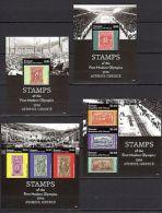 St.Vincent Canouan 2015 Olympics Stamps MNH - Jeux Olympiques