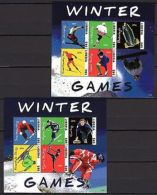Liberia 2014 Winter Olympics Sport MNH --(cv 23) - Jeux Olympiques