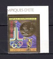 Central Africa 1979 Sport Olympics MNH - Olympic Games