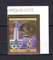Central Africa 1979 Sport Olympics MNH - Olympische Spelen