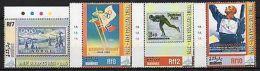 Maldives 2006 Sports Olympics Stamps On Stamps MNH Mi.4518-21 - Jeux Olympiques