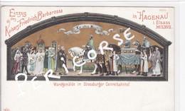 67  Haguenau  Einzug Des Kaisers Friedrich Barbarossa - Haguenau