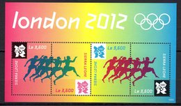 Sierra Leone 2012 Sport Olympics MNH - Olympic Games