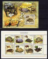 S.Tome & Principe 2006 Reptiles Turtles MNH --(cv 24) - Reptiles & Amphibians