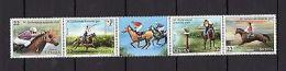Serbia 2013 Animals Horses MNH - Timbres