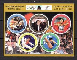 Korea 2001 Olympics Beijing MNH - Jeux Olympiques