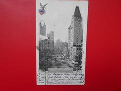 New York City :View Of Broadway (N15) - Broadway