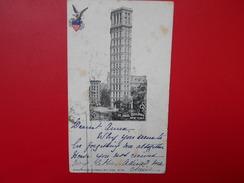 New York City :St. Paul Building (N16) - Autres Monuments, édifices