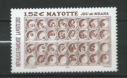 France - Mayotte 2003 M'raha Game.MNH - Mayote (1892-2011)
