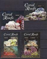 Micronesia 2015 Marine Life Corals MNH - Marine Life