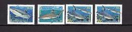 Cocos Islands 2005 WWF Sharks MNH Mi.420-23 - Marine Life