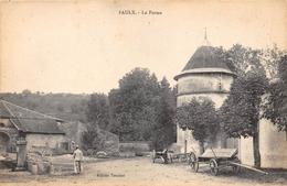 54-FAULX- LA FERME - France