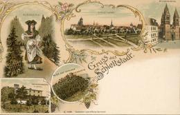 Gruss Aus Schlettstadt  (plusieurs Vues) - Da Identificare