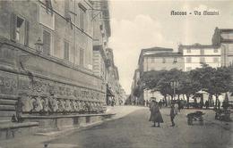 ANCONA - Via Mazzini. - Ancona