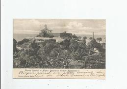 HAIFA PHAROS CARMELI ET HORTUS SEPULTUREE MILITUM NAPOLEONIS I         1907 - Israele
