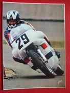 """MOTOS -  """" PETER WILLIAMS """" - JOHN PLAYERS SPECIAL NORTON 750 - - Motos"""