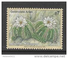 TIMBRE NEUF DES NATIONS UNIES VIENNE - CACTUS : AZTEKIUM RITTERI N° Y&T 226 - Sukkulenten