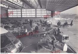 Au Plus Rapide Intérieur SNIAS Marignane Construction Hélicoptère Très Beau Format 1972 - Aviation