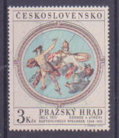 64-004 // CZ - 1970  CASTLE Of PRAQUE  Mi  1944 **