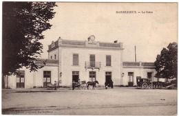 BARBEZIEUX - La Gare - Autres Communes