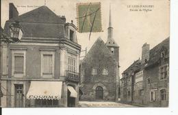 LE LION D ANGERS   Entrée De L Eglise - France