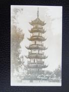 China 23 Shanghai Buddhist Pagoda Cca 1930 - Cina