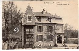 Les Tilleuls, à M.Lorgeré - Maire De Guingamp - Guingamp