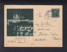 Czechoslovakia Stationery 1938 X. Slet (3)