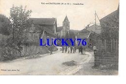 Val Et Chatillon Grande Rue - France