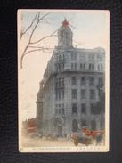 China 30 Shanghai Union Building Cca 1910 Ed 54 - Chine