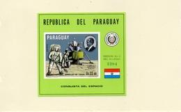 PARAGUAY / APOLLO 12 Espace 1 Bloc ND Neuf MNH Cote 15.00 Vente 6.00 Euros