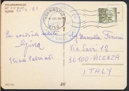 °°° 4622 - NORWAY - POLARSIRKELEN - 1981 °°° - Norvegia