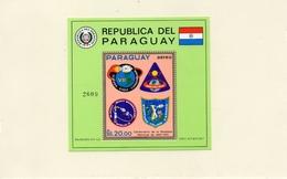 PARAGUAY / APOLLO 10 Espace 1 Bloc Dentelé Neuf MNH Cote 18.00 Vente 6.00 Euros