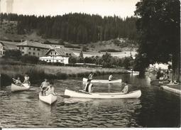 Oye Et Pallet  Colonie De Vacances S.N.C.F. Photo Stainacre Pontarlier ( état. Plis) - Autres Communes