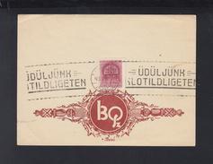 Hungary PC 1943 Bozo - Ungarn