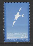 """FRANCE ,N°2734 """"JEUX  PARALYMPIQUES"""" - Handisport"""