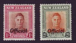 NEW ZEALAND OFFICIALS -MINT/MNH - New Zealand