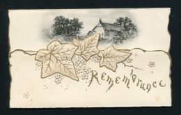 RARE CHRISTMAS CARD FROM QUEEN VICTORIA TO LADY SOUTHAMPTON SIGNED VRI 1897 - Other Collections