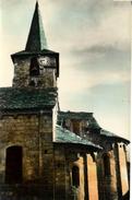 BOSOST  Iglesia Parroquial Siglo XII Recto Verso - Lérida